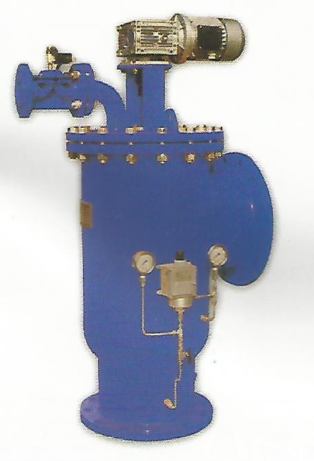 FTMTL电动刷式全自动精密自清洗过滤器