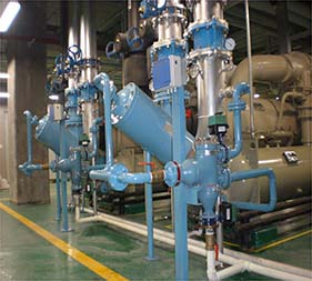 以色列Be ll Tech冷凝器在线清洗装置 ATCS